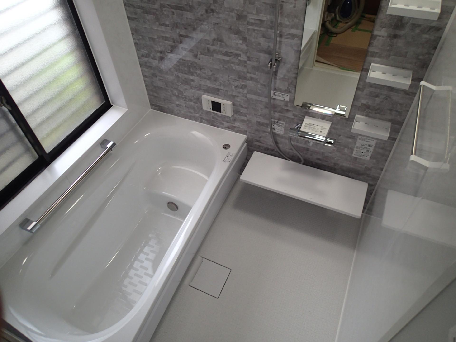 浴室リフォーム(TOTOサザナ1616)