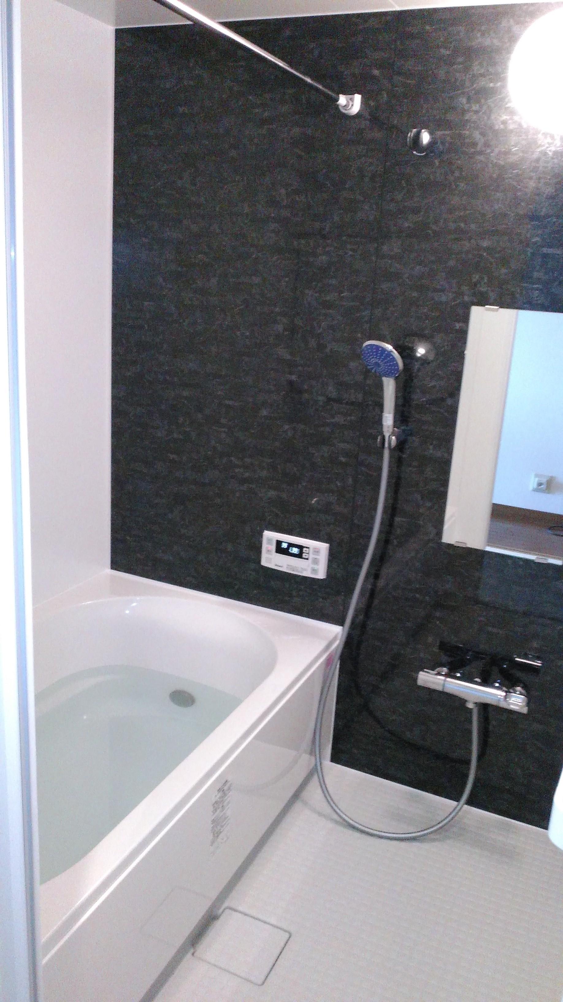 マンションリフォーム 浴室・洗面