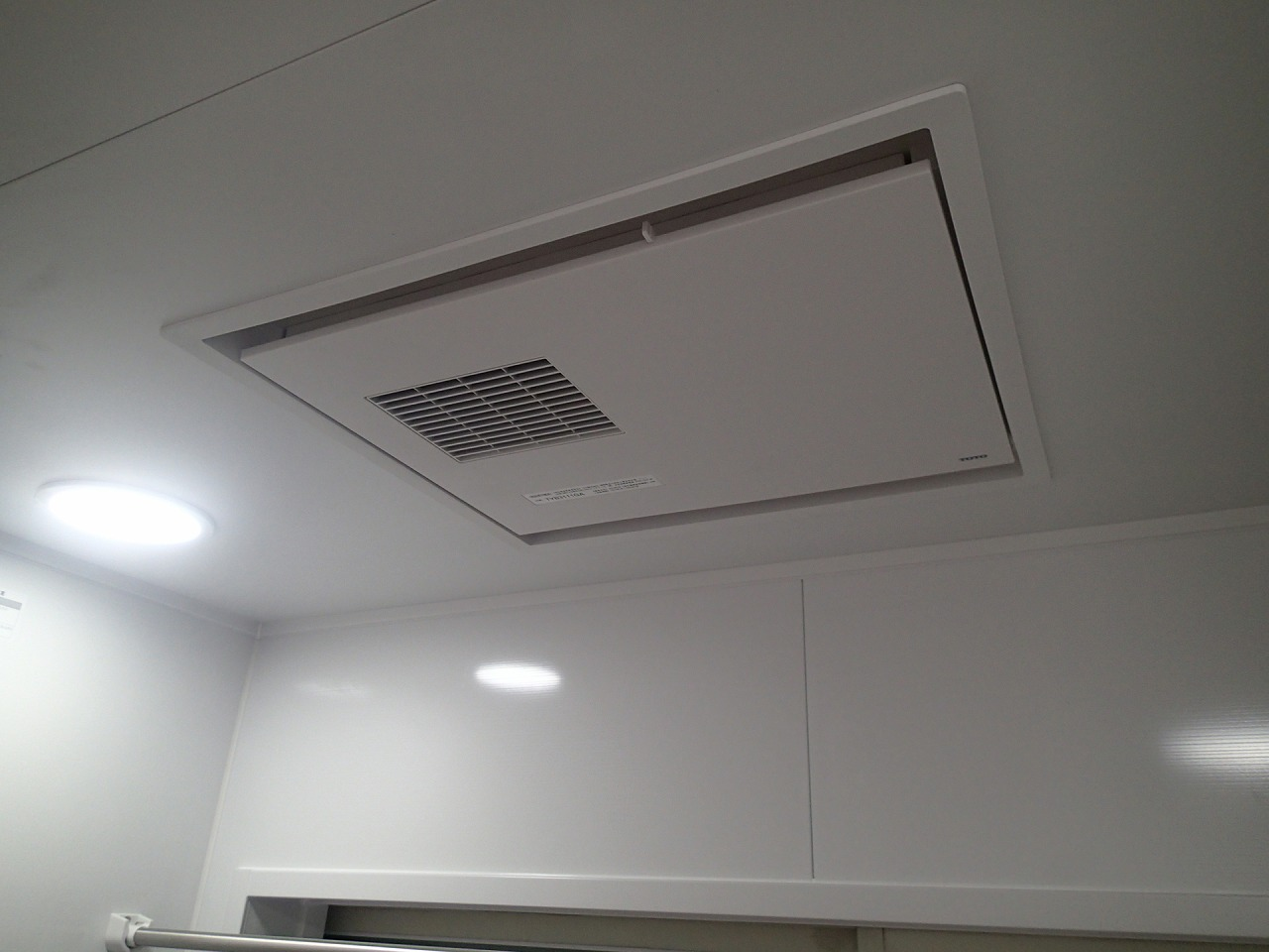 浴室暖房乾燥機と真空ガラスに取り替えた窓で寒さ対策