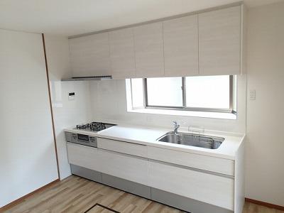 キッチンリフォーム(LIXIL シエラ W=2700)
