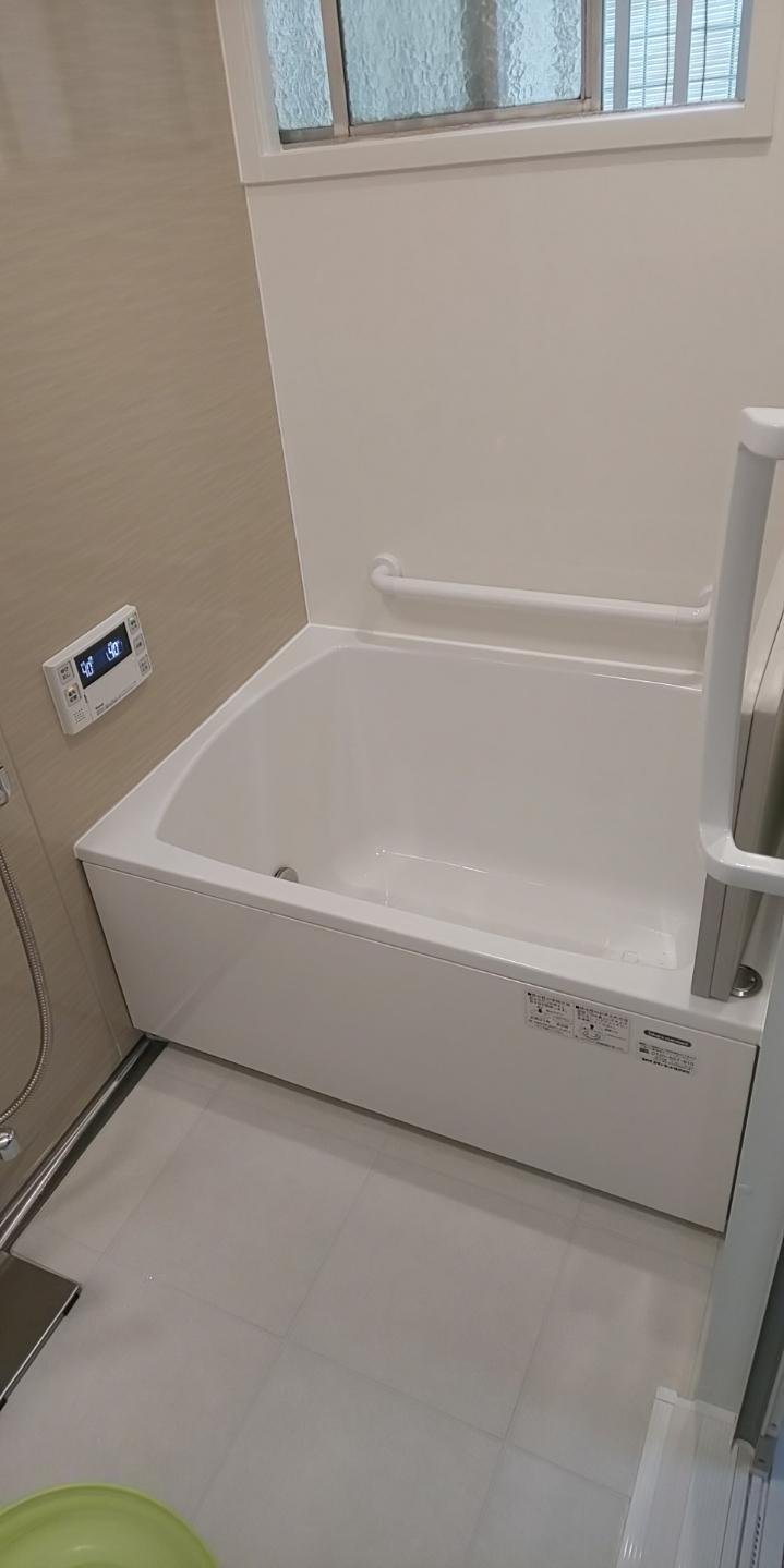 浴室リフォーム(タカラ レラージュ)