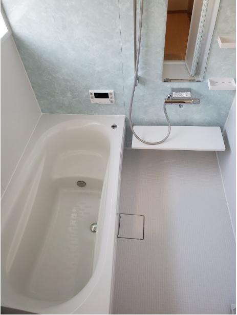 TOTOサザナ 浴室リフォーム