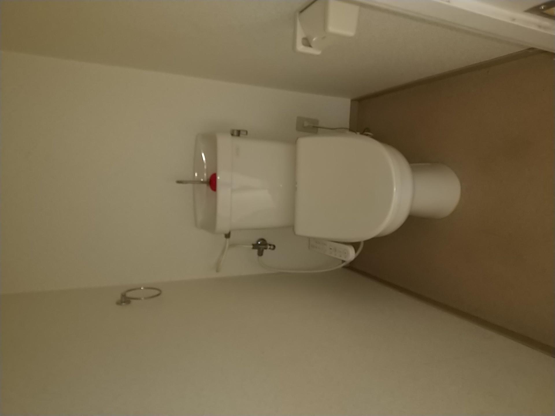 築20数年のマンショントイレからのリフォームです