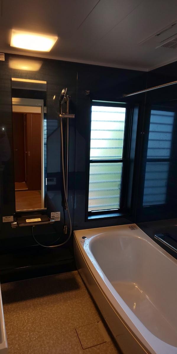 浴室リフォーム(TOTO サザナ)